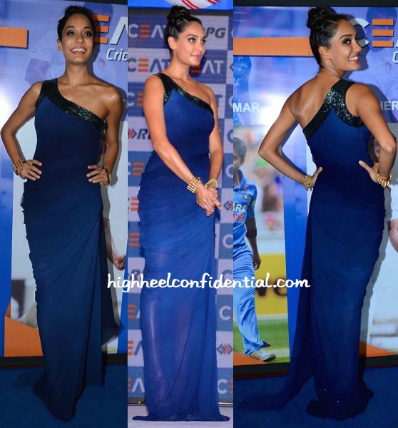 Fatma Shaikh-lisa haydon-ceat cricket awards 2015