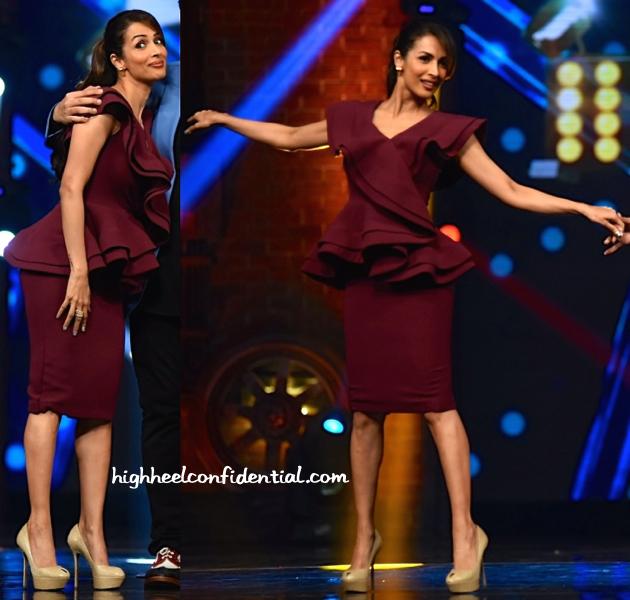 Malaika Arora Khan On India's Got Talent
