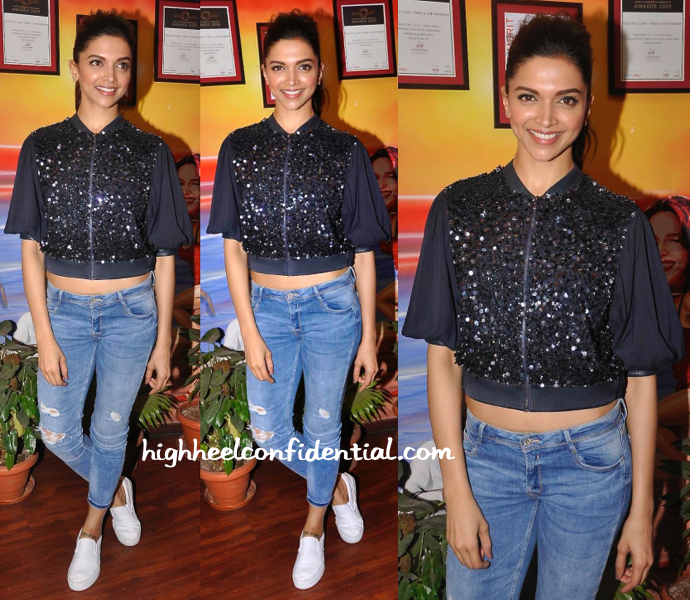 deepika pukone-piku promotions-not so serious by pallavi mohan