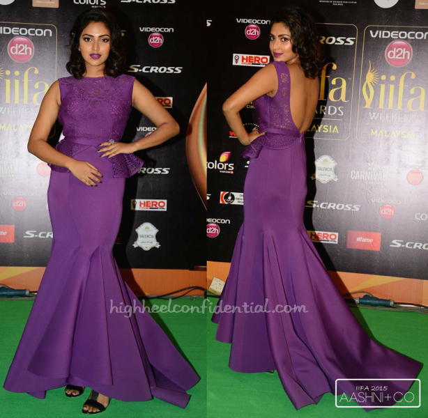 Amala In Jatin Varma At IIFA 2015-1
