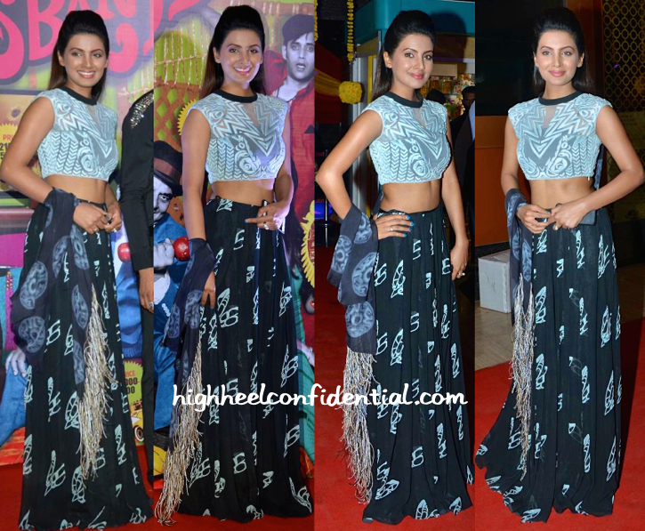 Geeta Basra In Babita Malkani At 'Second Hand Husband' Trailer Launch