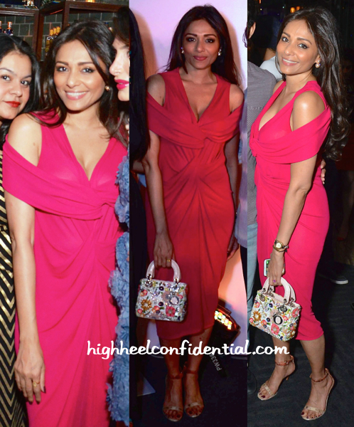 kalyani saha chawla at rocknshop party