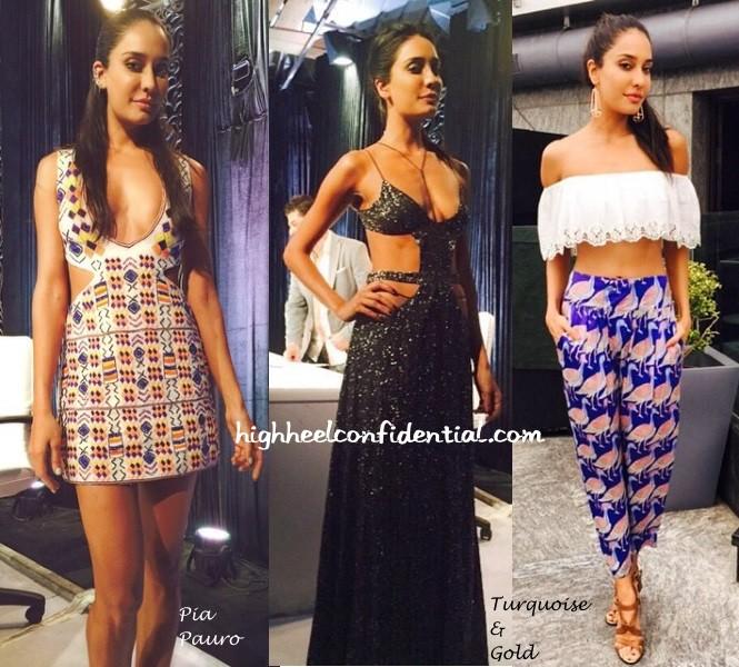 lisa-haydon-india-next-top-model-pia-pauro-turquoise-gold
