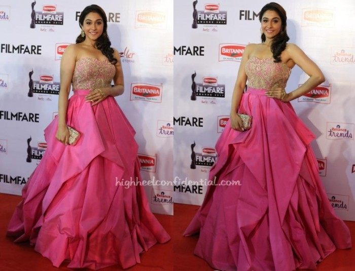 regina-cassandra-shantanu-nikhil-filmfare-awards-south-2015