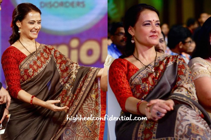 Amala At CineMAA Awards 2015-2