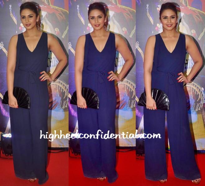 Huma Qureshi In Zara At Guddu Rangeela Premiere-1
