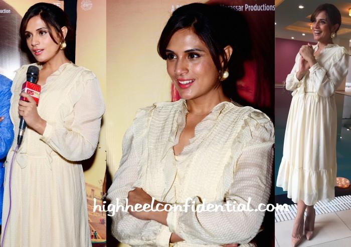 Richa Chadda In Shift By Nimish Shah At Masaan Promotions-2