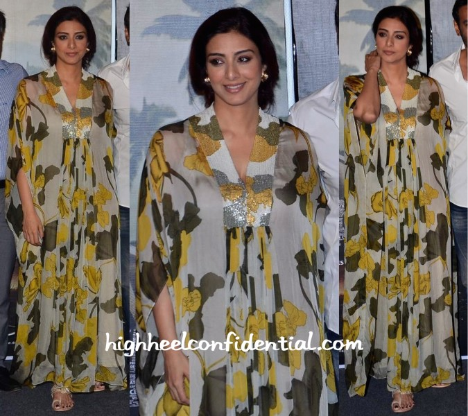 Tabu In Dev R Nil At 'Drishyam' Press Meet-1