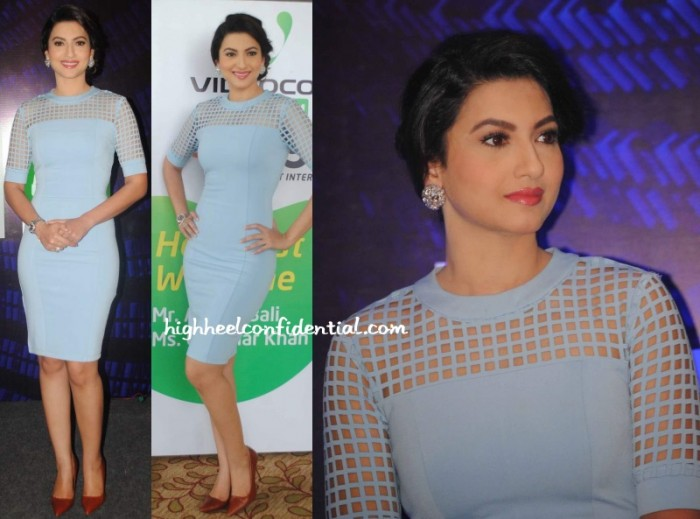 gauahar-khan-lavish-alice-videocon-event