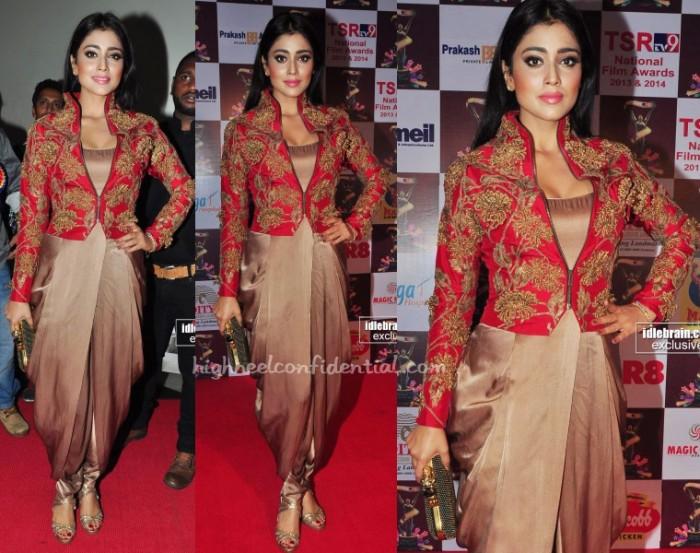 shriya-saran-anand-kabra-tsr-tv9-awards-2015