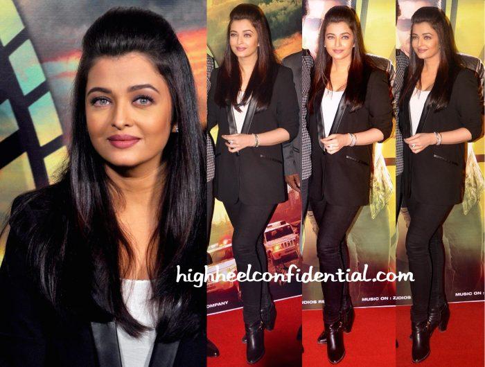 Aishwarya Rai Bachchan At Jazbaa Trailer Launch-2