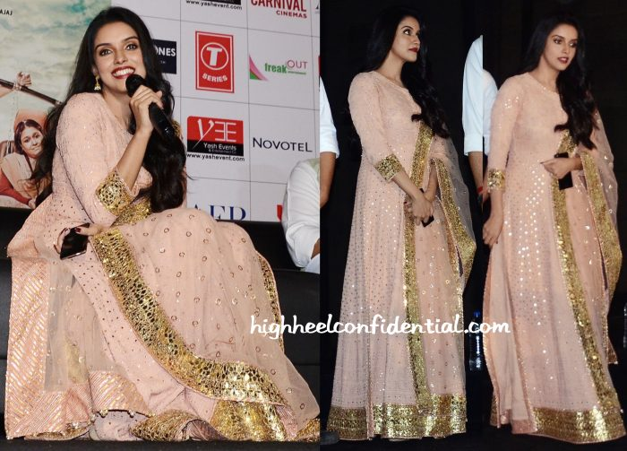 Asin In Rimple And Harpreet Narula At All Is Well Promotions:Press Meet-2
