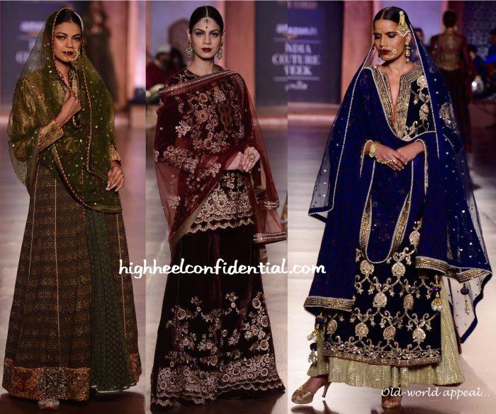 India Couture Week 2015- Reynu Taandon-1