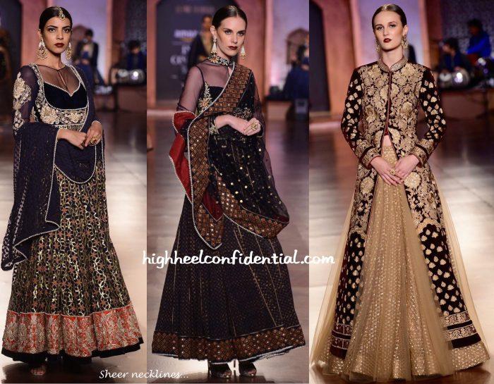 India Couture Week 2015- Reynu Taandon-2