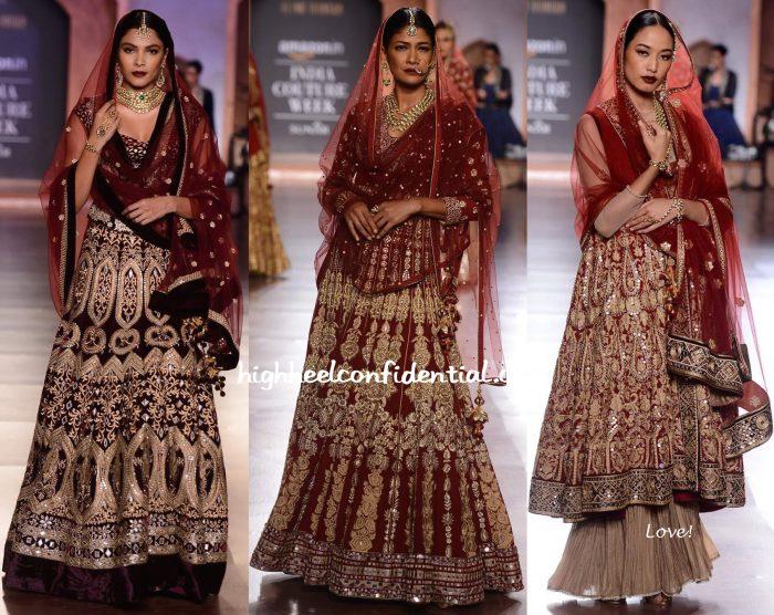 India Couture Week 2015- Reynu Taandon-3
