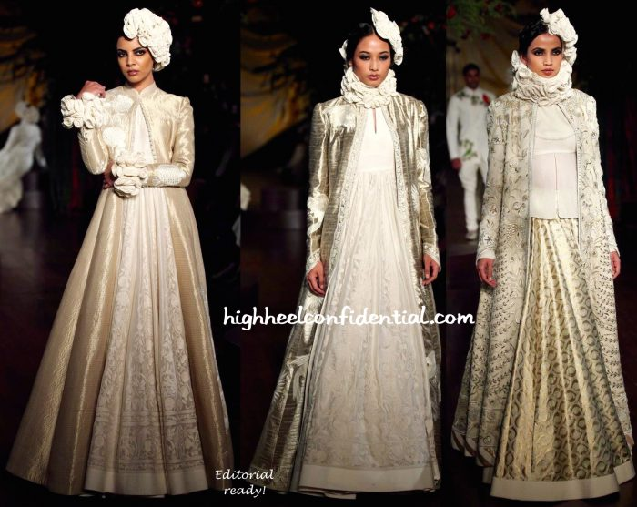 India Couture Week 2015- Rohit Bal-2
