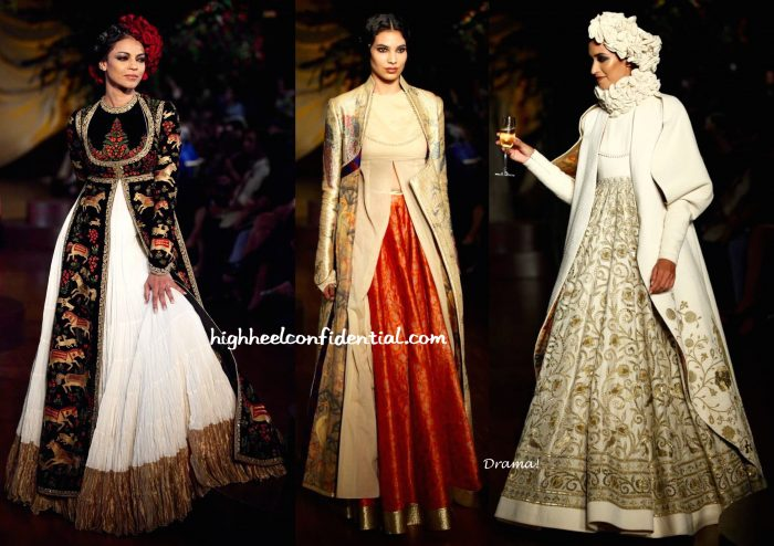 India Couture Week 2015- Rohit Bal-8