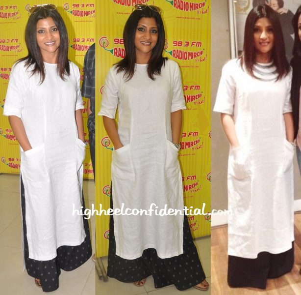 Konkona Sen Brought Her Payal Khandwala Out For Another Spin While At Gaur Hari Dastaan Promotions