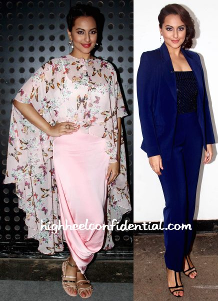 Sonakshi Sinha Wears Sonal Kalra Ahuja, Koesch And Vinita Michael To Indian Idol Junior Sets-1