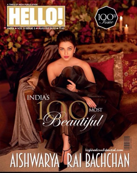 aishwarya rai bachchan hello india august 2015 abu sandeep