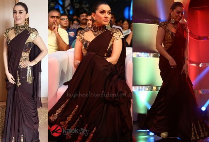 hansika-nivedita-saboo-puli-audio-launch