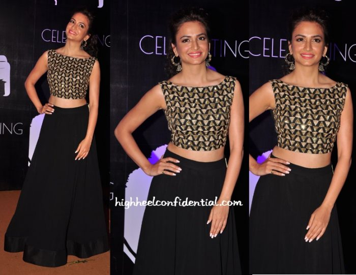kriti-kharbanda-chiranjeevi-60th-birthday-celebrations