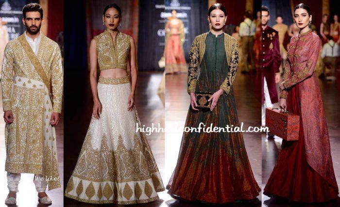 rimple and harpreet narula-india couture week 2015-2