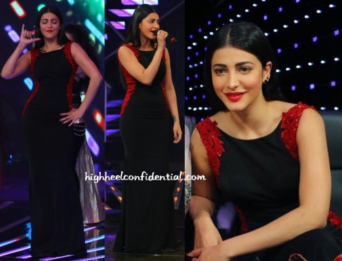 shruti-haasan-sonaakshi-raaj-welcome-back-indian-idol