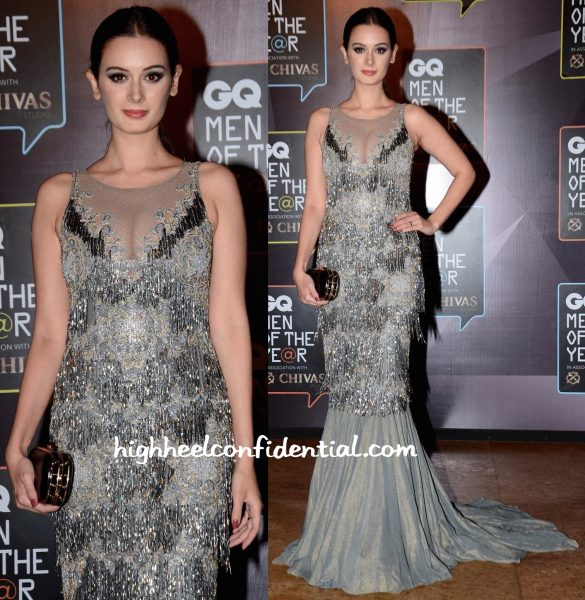 Evelyn Sharma In Rocky S At GQ Men Of The Year Awards 2015-1