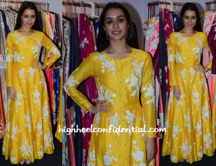 Shraddha Kapoor At IMC Exhibition 2015-2