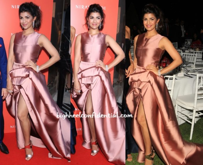 nimrat-kaur-monisha-jaising-nirav-modi-new-york-store-launch