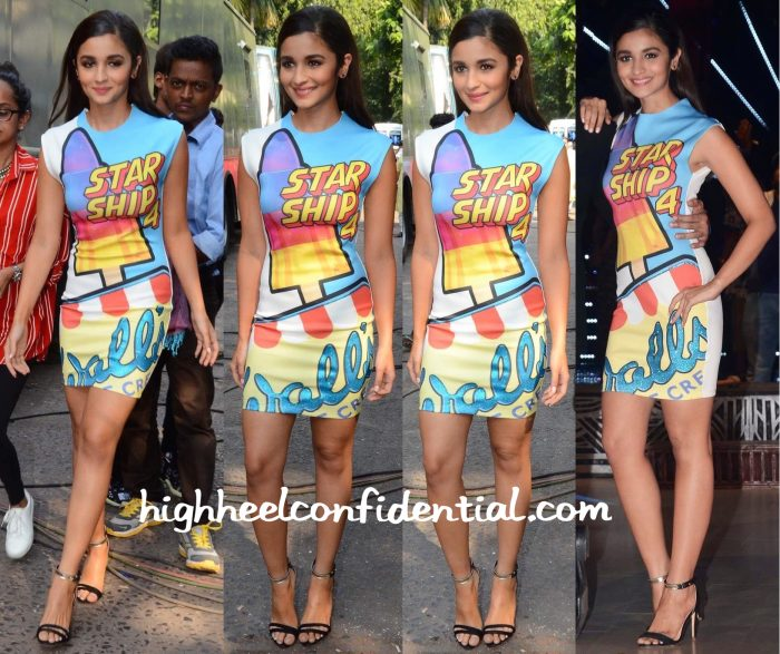Alia Bhatt Wears ASOS And Pheddies To Jhalak Dikhhla Jaa Sets For Shaandaar Promotions-1