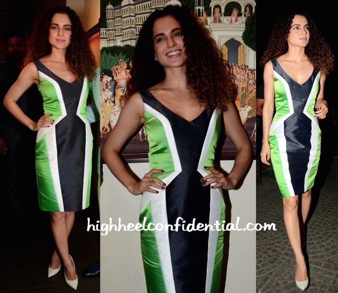 Kangana Ranaut At An Art Exhibition-1