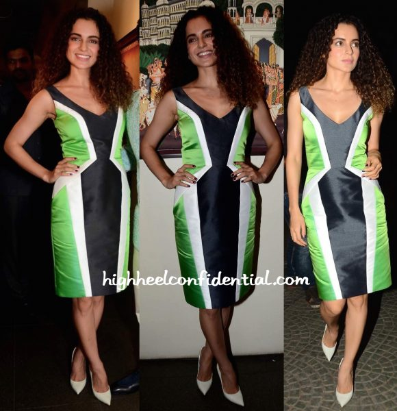 Kangana Ranaut At An Art Exhibition-2