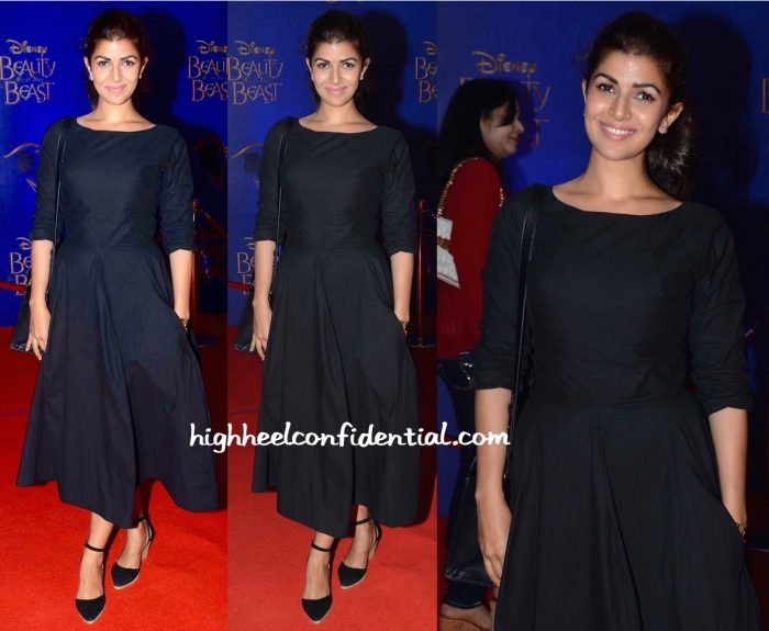 Nimrat Kaur At Beauty And The Beast Musical