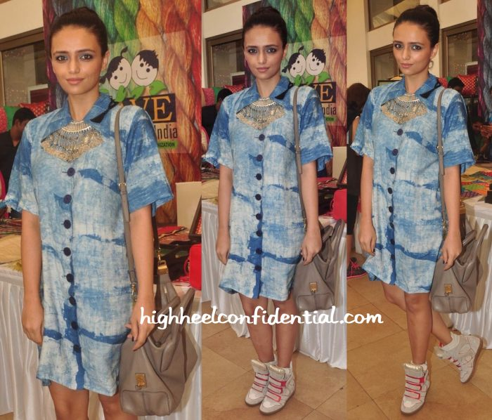 Roshni Chopra In Chirag Nainani At Araish 2015