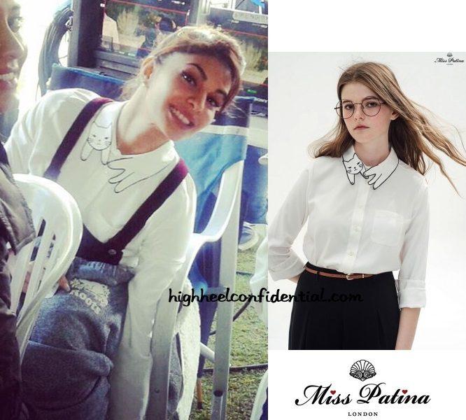 jacqueline-fernandez-miss-patina-cat-collar-shirt-housefull-3