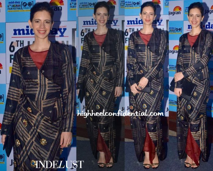 kalki koechlin Swati Vijaivargie margarita with a straw dvd launch