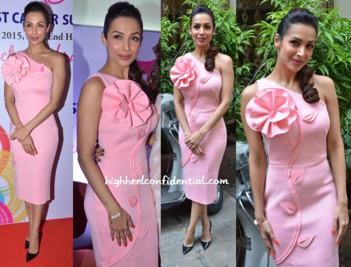 malaika-arora-gauri-nainika-breast-cancer-awareness-event