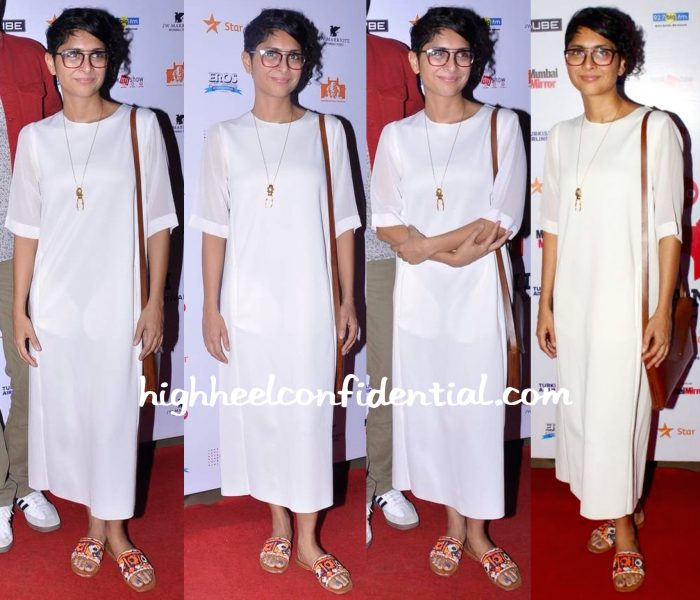 Kiran Rao In Lovebirds And Kichu At MAMI 2015 Film Festival