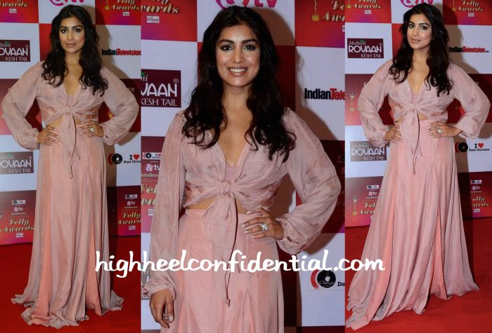 Pallavi Sharda In Deme By Gabriella At Telly Awards 2015-1
