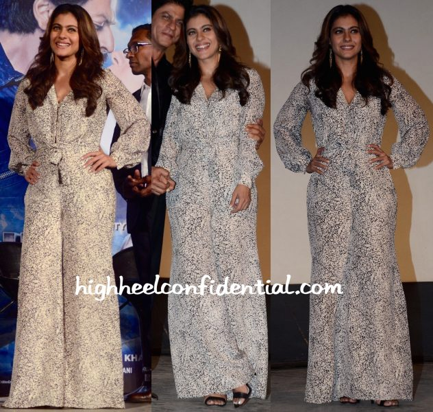 kajol-dilwale song launch-Luisa Beccaria-1