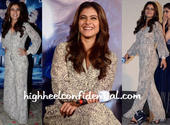 kajol-dilwale song launch-Luisa Beccaria-2