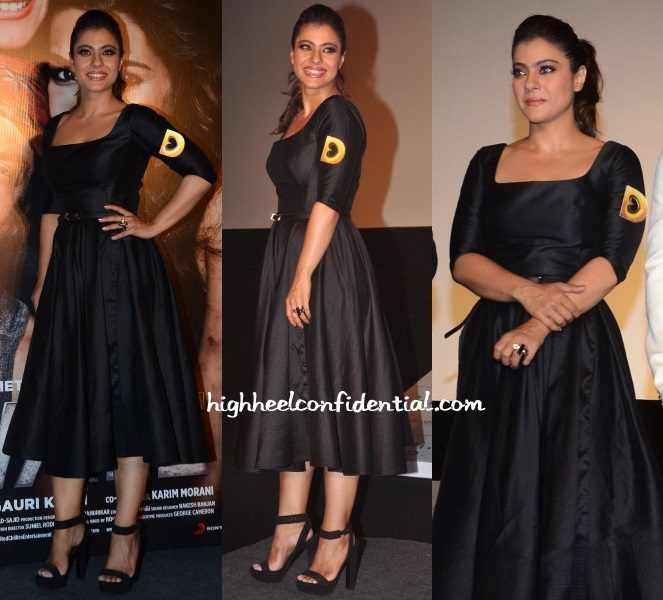 kajol-swapnil-shinde-dilwale-trailer-launch