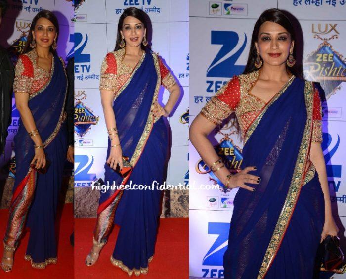 sonali-bendre-abu-jani-sandeep-khosla-zee-rishtey-awards-2015
