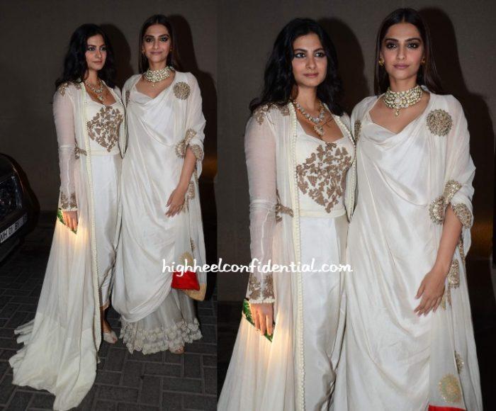 sonam-rhea-kapoor-anamika-khanna-masaba-madhu-wedding-reception