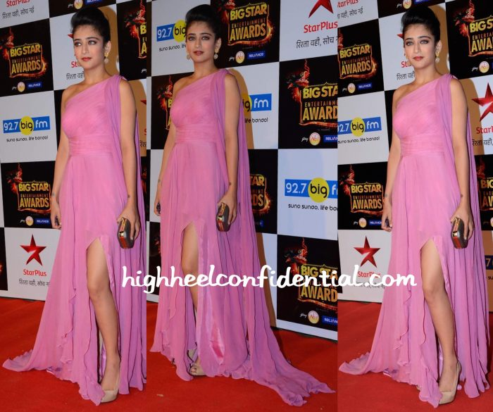Akshara Haasan In Terrence Lobo At Big Star Entertainment Awards 2015-1