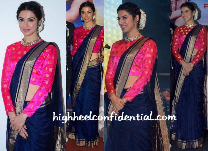 Divya Khosla Kumar At 'Sanam Re' Song Launch-2