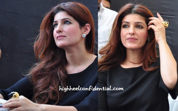 Twinkle Khanna At Times LitFest 2015-22