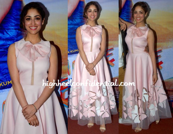 Yami Gautam In Dolly J At 'Sanam Re' Song Launch-2